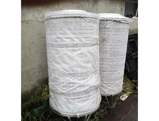 0.5吨不锈钢圆桶水箱